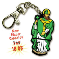 16GB Saint Patrick Flash Drive
