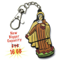 St. Therese 16GB Flash Drive