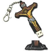 Crucifix open