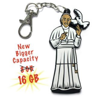Pope Francis 16GB front