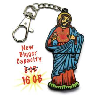 Sacred Heart flash drive
