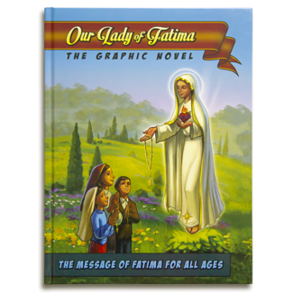 Our Lady of Fatima Graphic Novel
