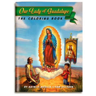 Our Lady of Guadalupe ColoringBook